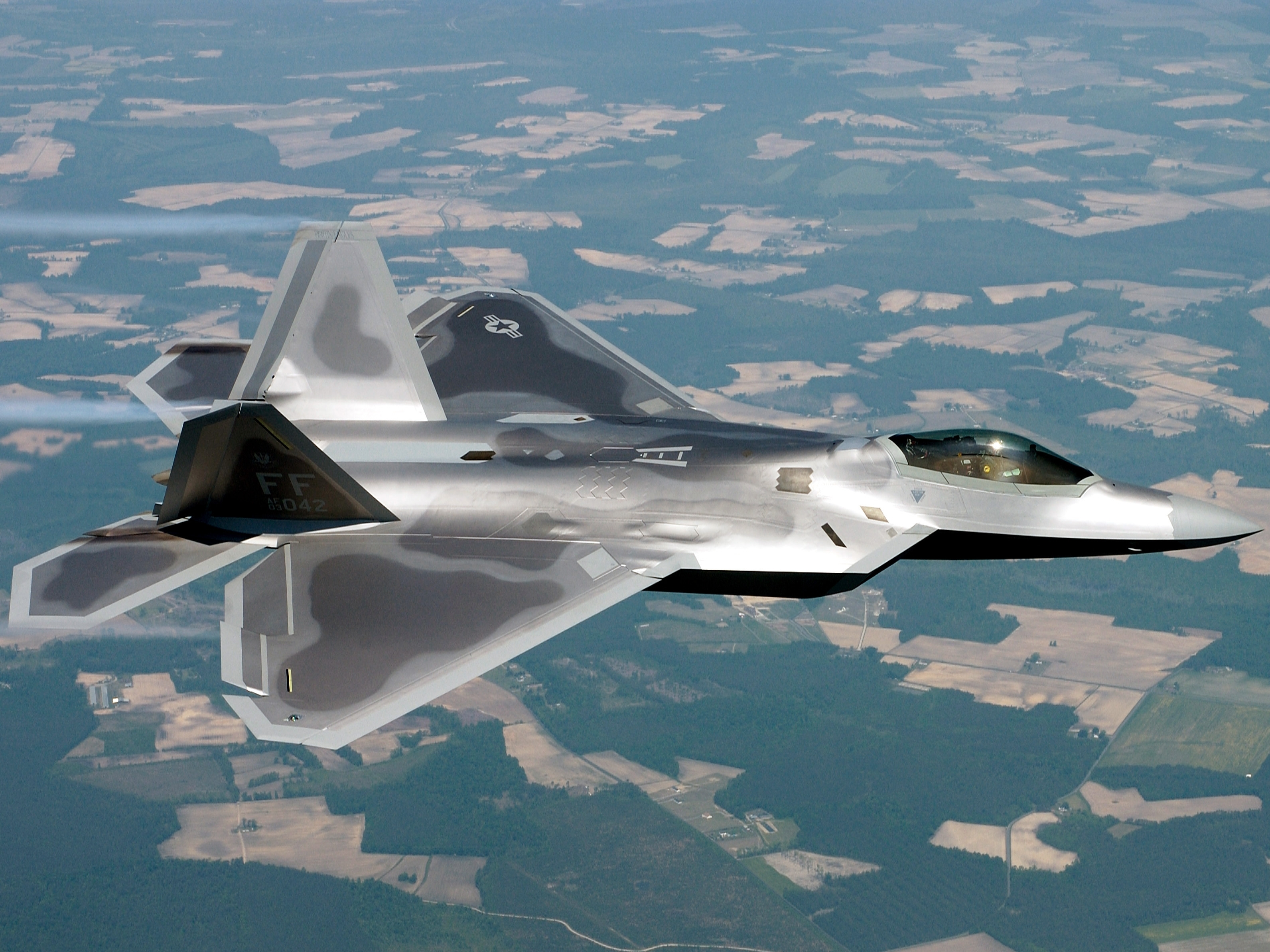 98 lockheed martin f-22 raptor hd wallpapers | background images