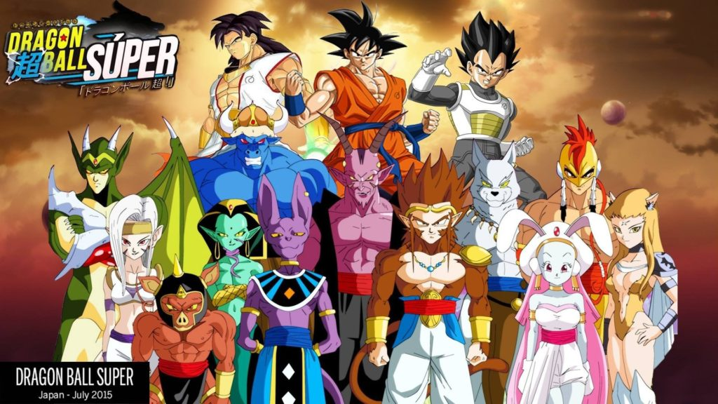 10 Top Dragon Ball Super Wall Paper FULL HD 1080p For PC Desktop 2018 free download 995 dragon ball super hd wallpapers background images 1024x576