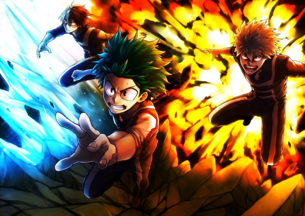 10 Best My Hero Academia Background FULL HD 1920×1080 For PC Desktop 2018 free download a bag of boku no hero academia wallpapers album on imgur 1 1024x724