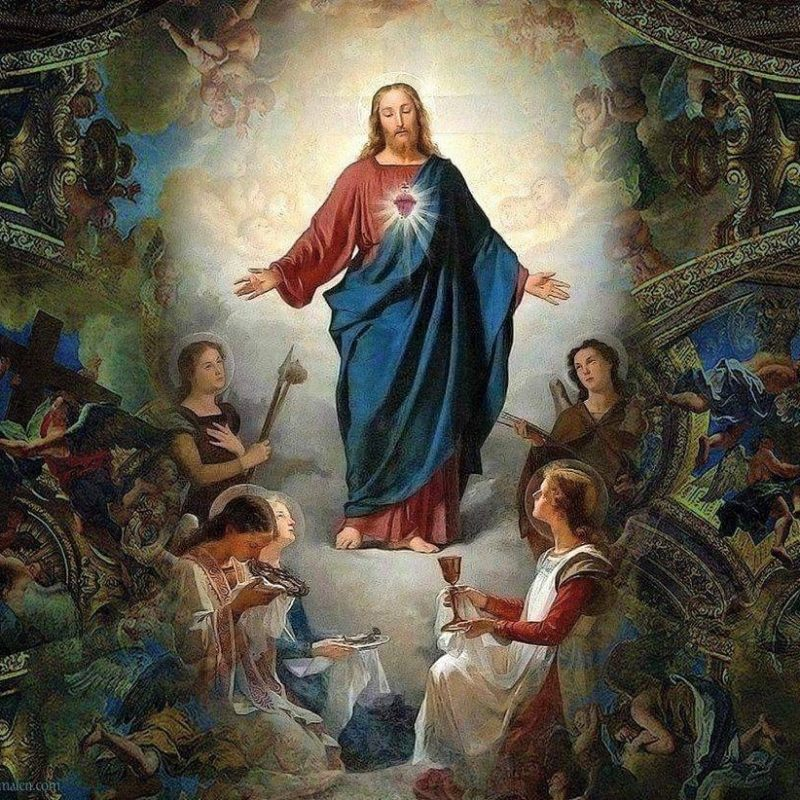 10 Top Heart Of Jesus Image FULL HD 1080p For PC Desktop 2020 free download a catholic life feast of the eucharistic heart of jesus thursday 800x800