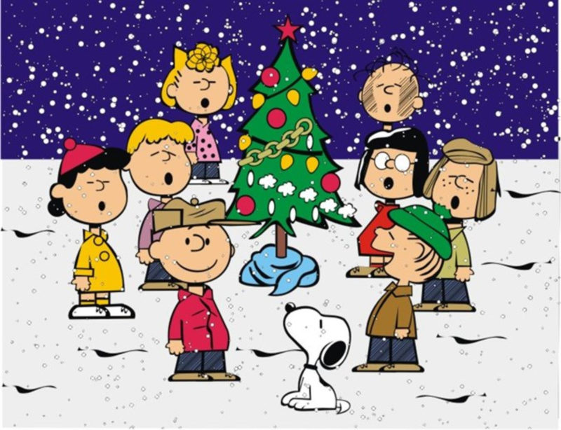10 Top Charlie Brown Christmas Background FULL HD 1920× ...