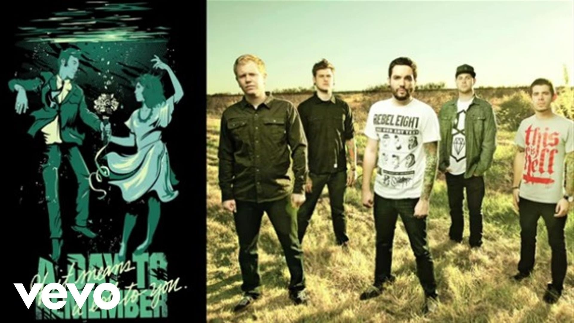 a day to remember - if it means a lot to you (audio) - youtube