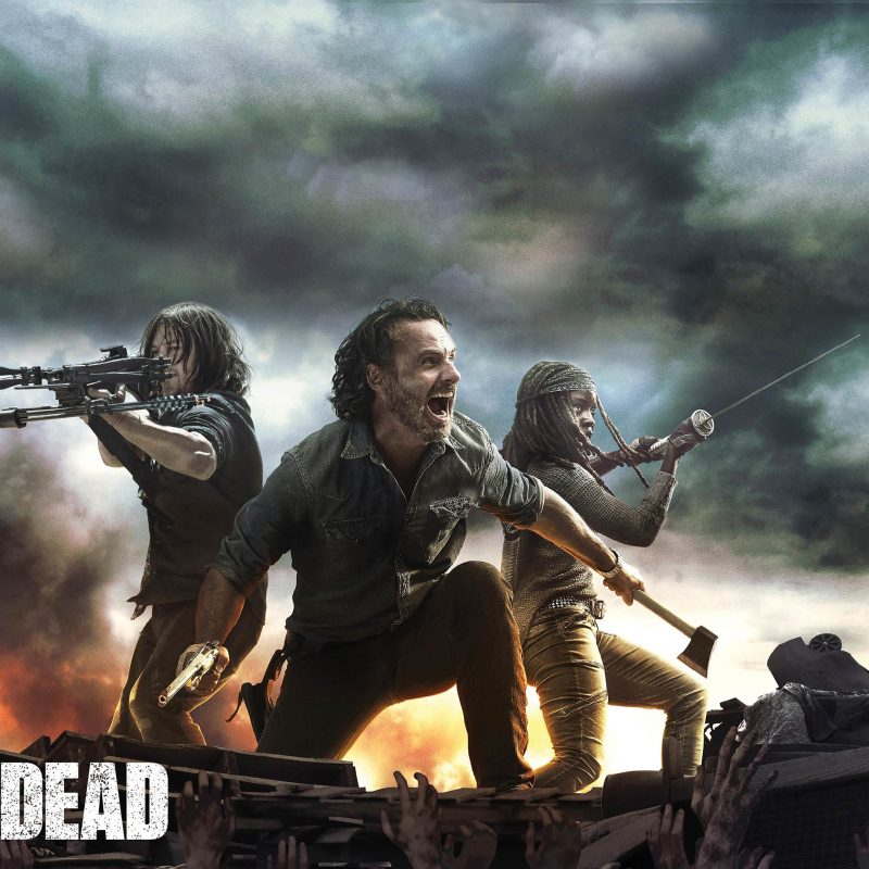 10 Top The Walking Dead Season 8 Wallpaper FULL HD 1080p For PC Background 2018 free download a high quality 4k wallpaper version of the last stand poster with 800x800