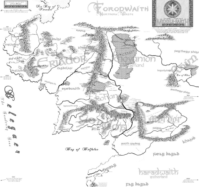 10 Most Popular Map Of Middle Earth High Resolution FULL HD 1920×1080 For PC Desktop 2020 free download a high resolution map of middle earth music of the ainur 800x751