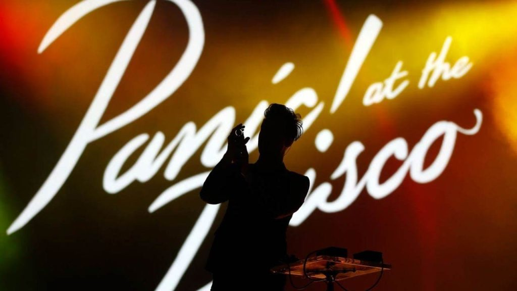 10 Latest Panic At The Disco Wallpaper Desktop FULL HD 1920×1080 For PC Desktop 2018 free download a look back on panic at the discos death of a bachelor tour 1024x576