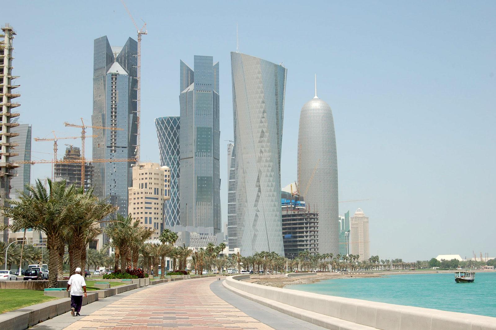 a new goal: doha (qatar) - studio rey