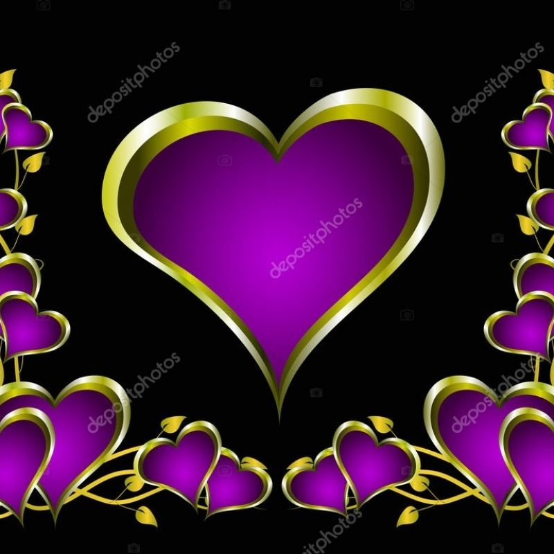 10 Latest Pictures Of Purple Hearts FULL HD 1920×1080 For PC Desktop 2018 free download a purple hearts valentines day background stock vector mhprice 800x800
