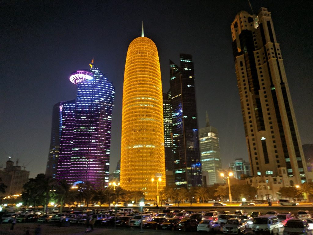a short break in doha, qatar - stopover weekend in qatar at the
