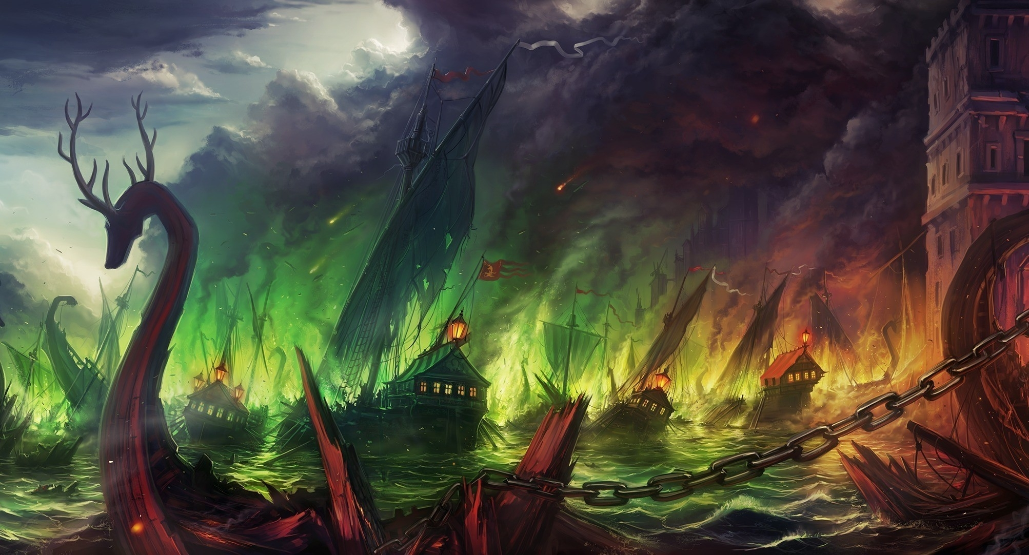 a song of ice and fire painting wallpaper | hd wallpapers