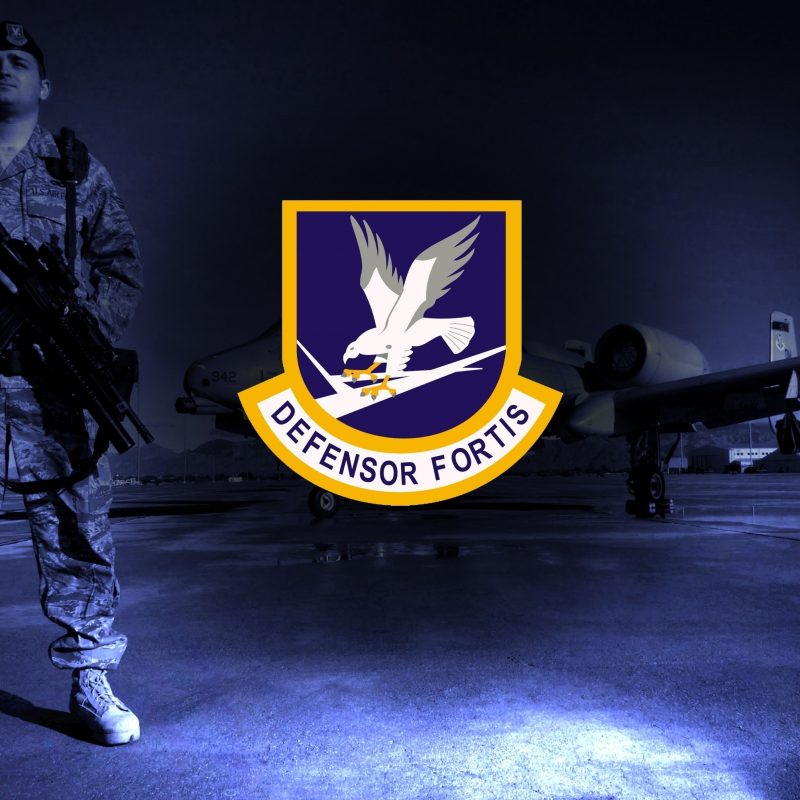 10 Latest Air Force Logo Wallpaper 1920X1080 FULL HD 1080p For PC Desktop 2020 free download a10 thunderbolt ii air force airplanes blue logos wallpaper 1 800x800