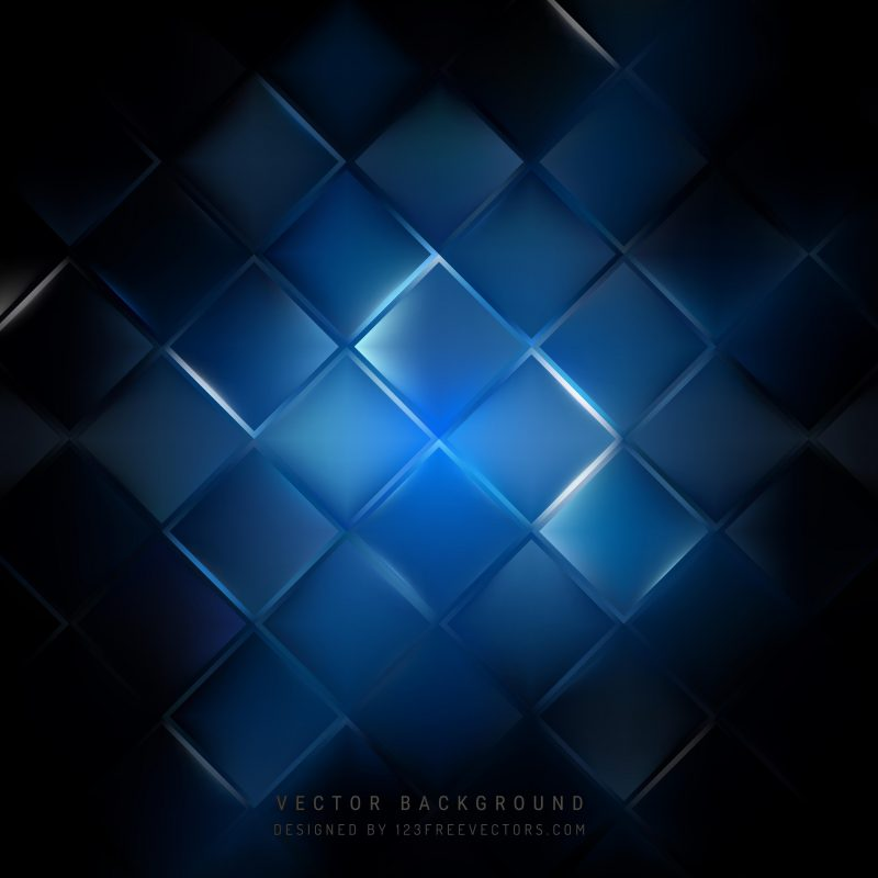 10 Most Popular Blue And Black Background FULL HD 1080p For PC Background 2018 free download abstract blue black square background design 123freevectors 800x800