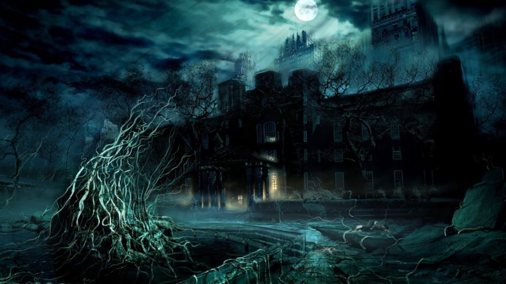 10 Best 1920X1080 Hd Wallpapers Abstract Fantasy FULL HD 1920×1080 For PC Background 2018 free download abstract dark house fantasy wallpaper in the night 1024x576