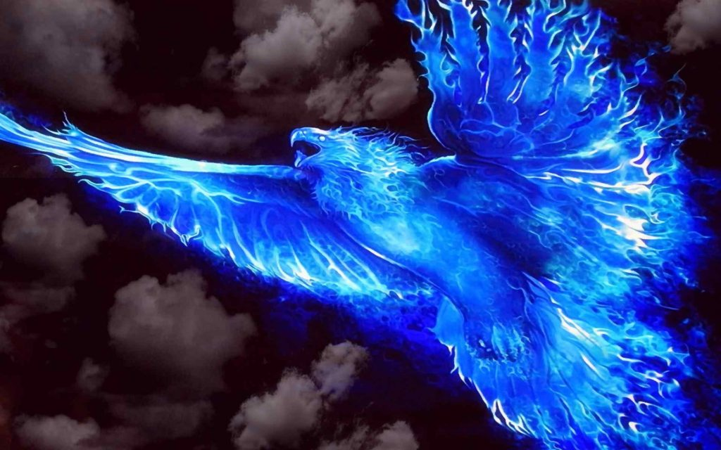 10 Latest Blue Fire Dragon Wallpaper FULL HD 1920×1080 For PC Desktop 2020 free download abstract graphic art blue ii hd desktop wallpaper high 1024x640