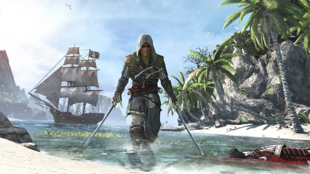 10 Top Ac Black Flag Wallpapers FULL HD 1080p For PC Background 2018 free download ac4 black flag wallpapers wallpaper cave 1024x576