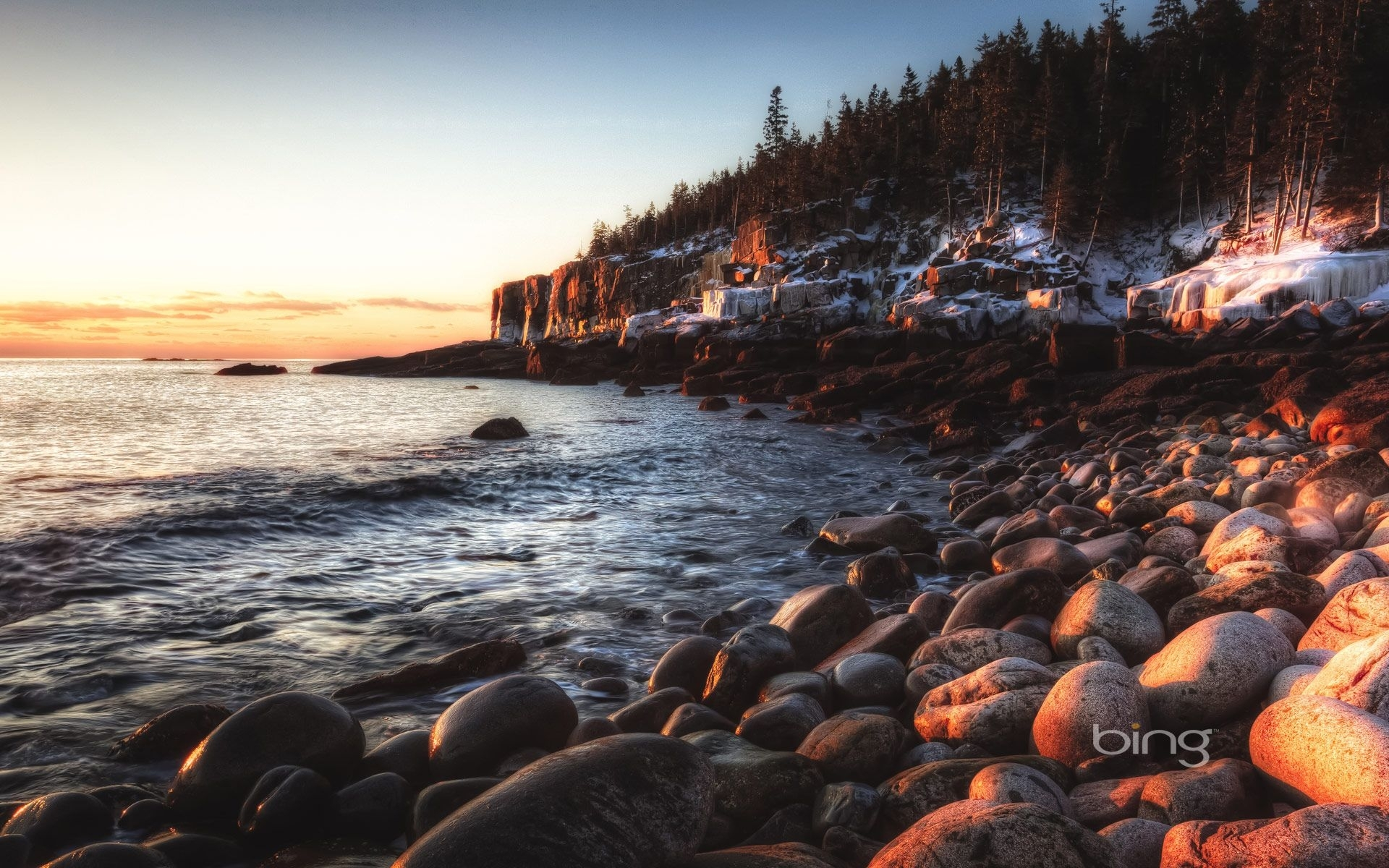 acadia national park wallpapers - wallpaper cave