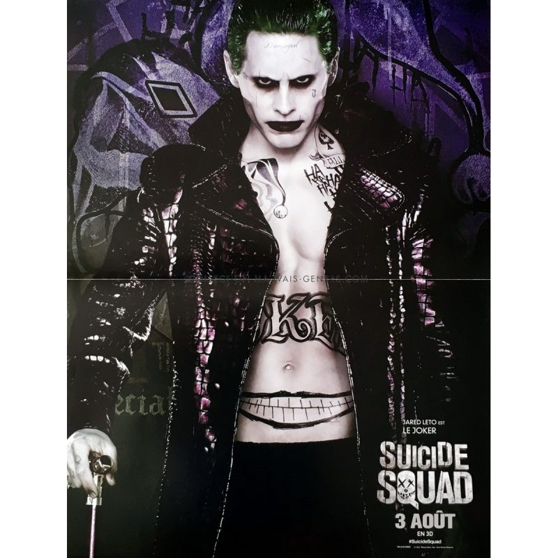 10 Most Popular Suicide Squad Joker Images FULL HD 1920×1080 For PC Desktop 2020 free download affiche de suicide squad joker 800x800
