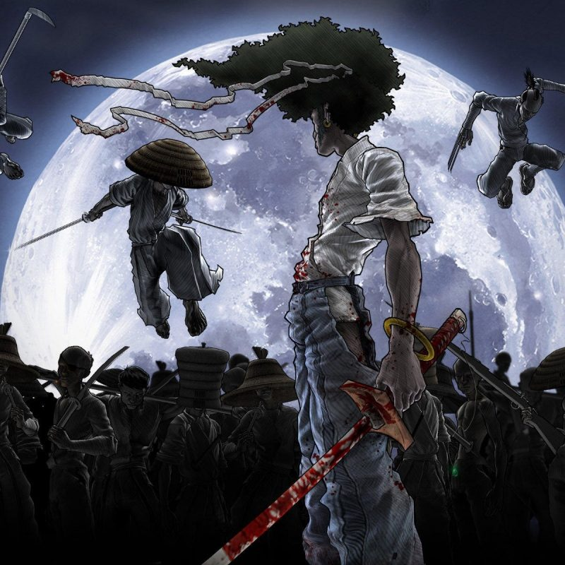 10 Best Afro Samurai Wallpaper Hd FULL HD 1080p For PC Desktop 2018 free download afro samurai cooldown 800x800