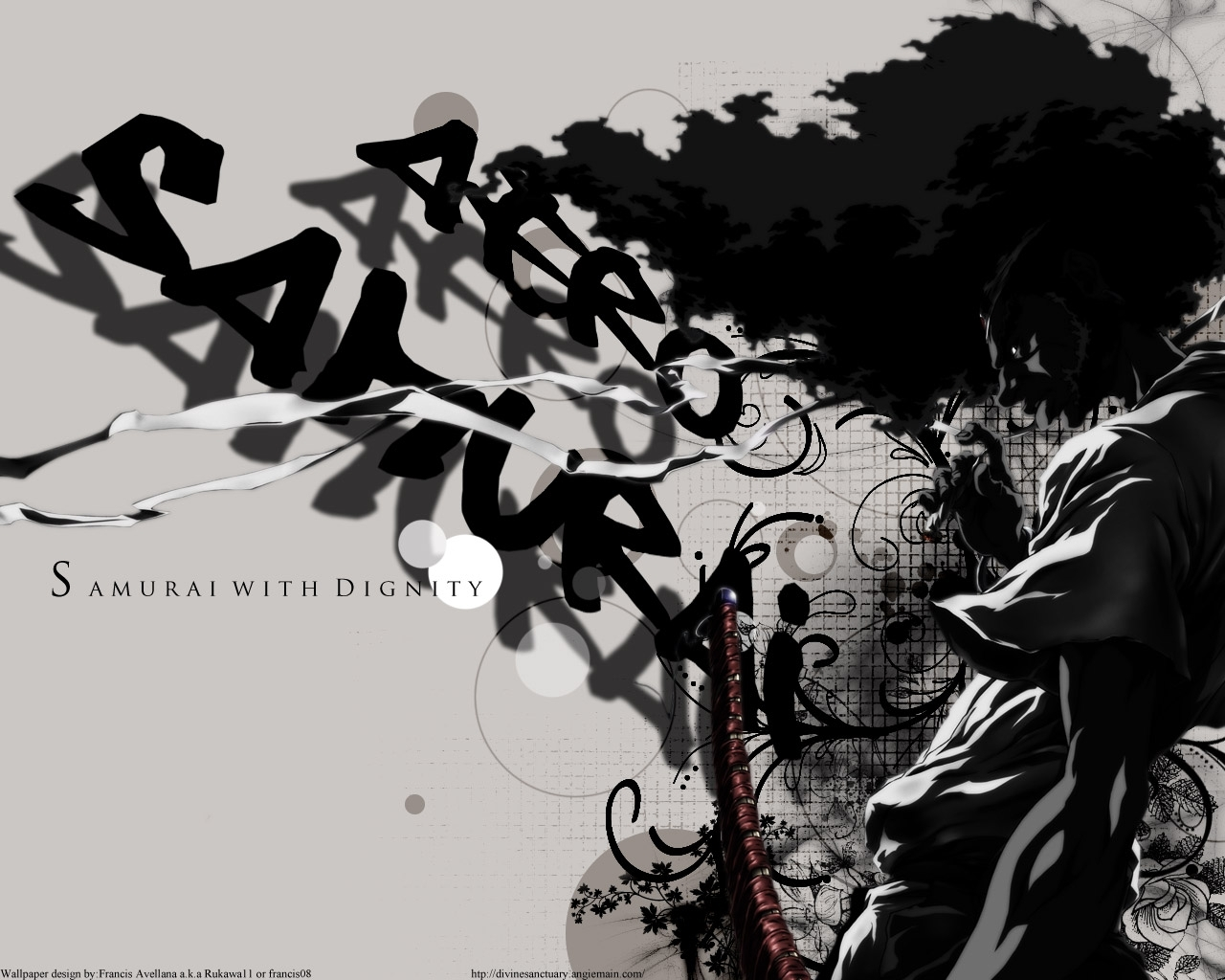 10 Best Afro Samurai Wallpaper Hd Full Hd 1080p For Pc Desktop