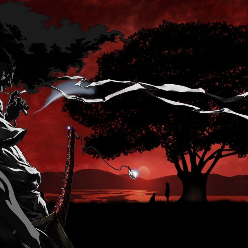 10 Best Afro Samurai Wallpaper Hd FULL HD 1080p For PC Desktop 2018 free download afro samurai smoking hd desktop wallpaper widescreen high 800x800