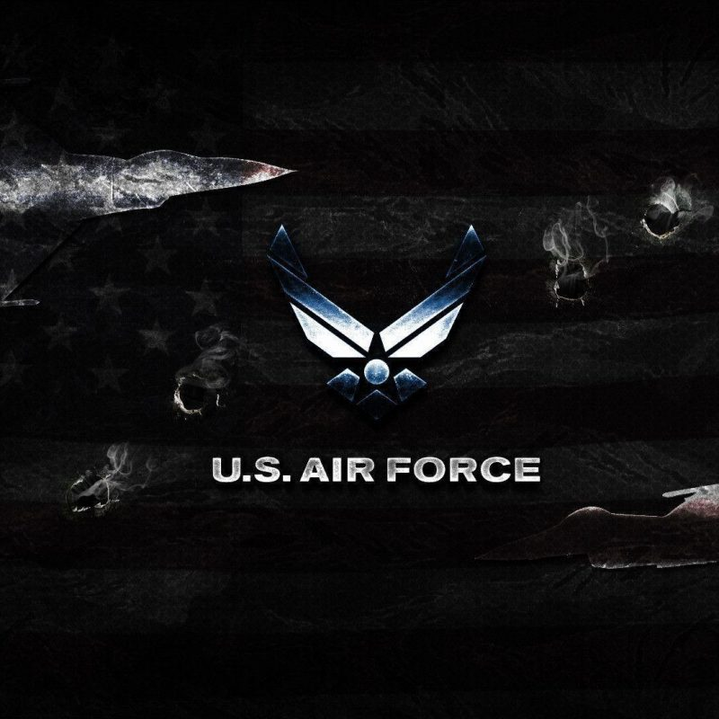 10 Most Popular Air Force Wallpaper Hd FULL HD 1920×1080 For PC Background 2018 free download air force logo wallpapers wallpaper cave 3 800x800