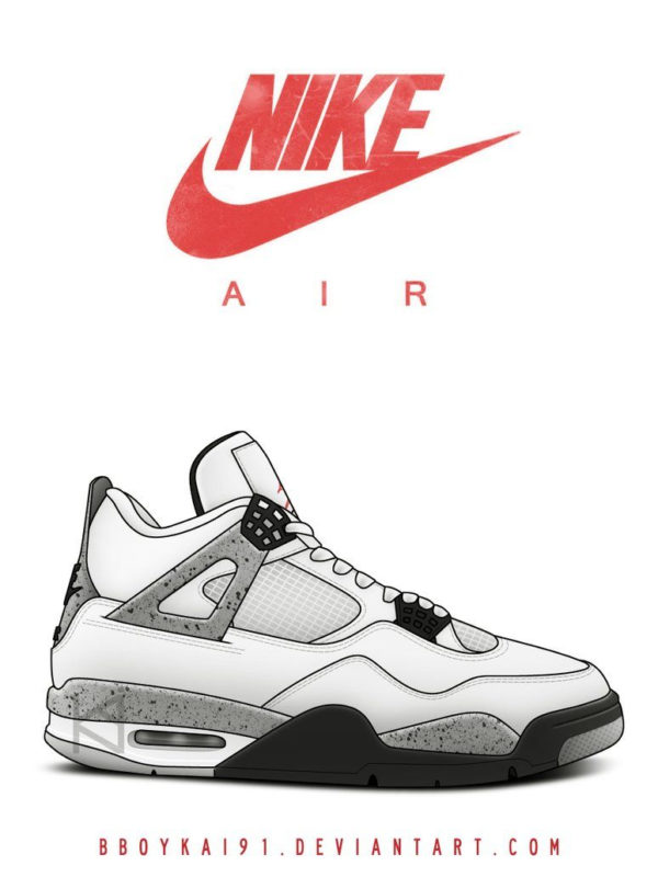 10 Best Jordan 4 Wallpaper FULL HD 1920×1080 For PC Background 2020 free download air jordan 4 og white cementbboykai91 deviantart on 600x800