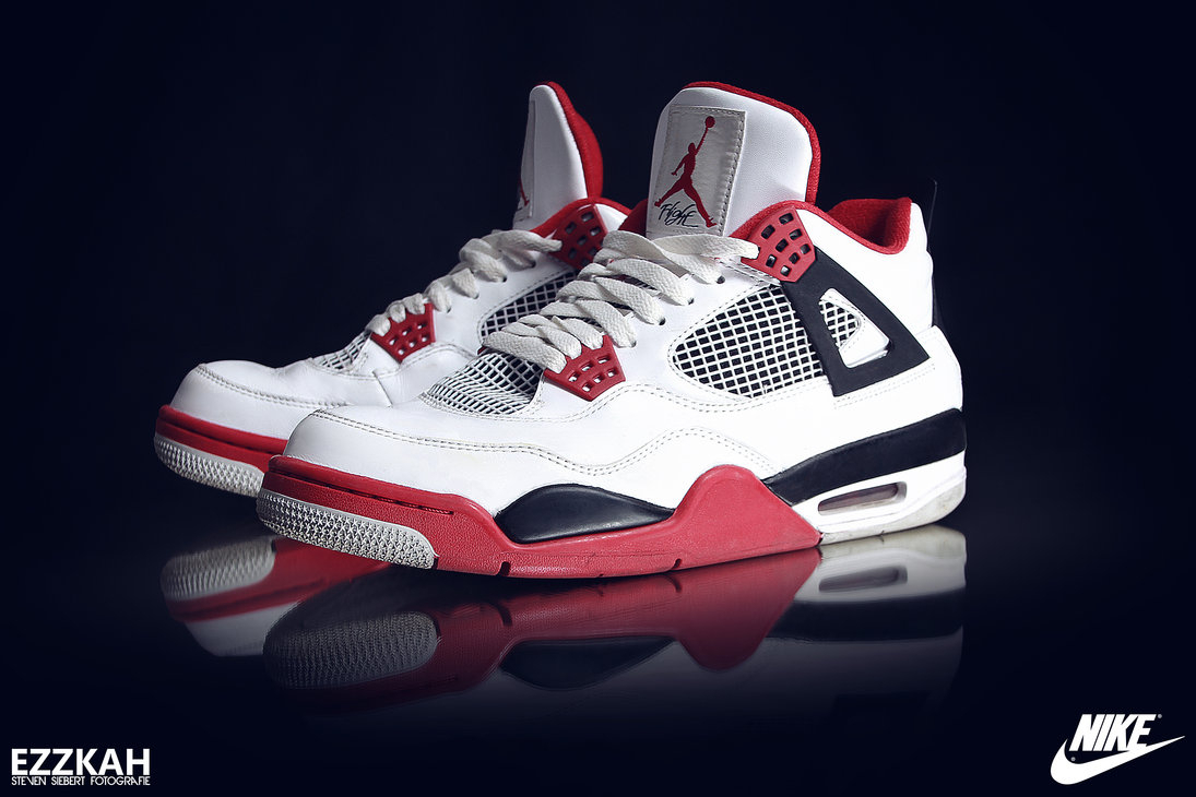 air jordan 4 wallpaper