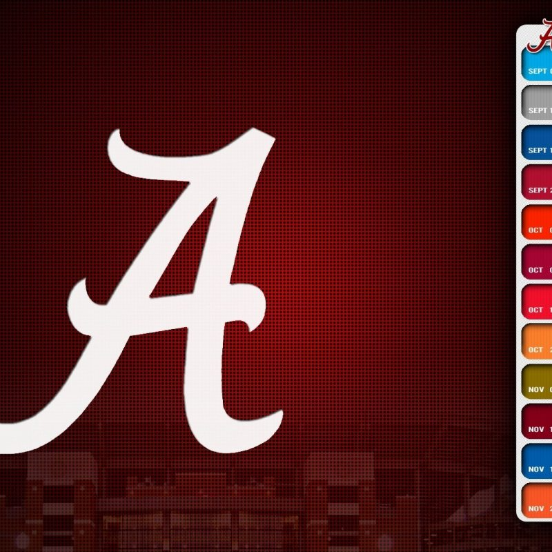 10 Top Alabama Football Logo Wallpaper FULL HD 1080p For PC Background 2018 free download alabama crimson tide logo 350599 walldevil 800x800