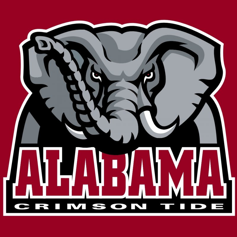 10 Top Alabama Football Logo Wallpaper FULL HD 1080p For PC Background 2018 free download alabama crimson tide logo wallpaper 800x800