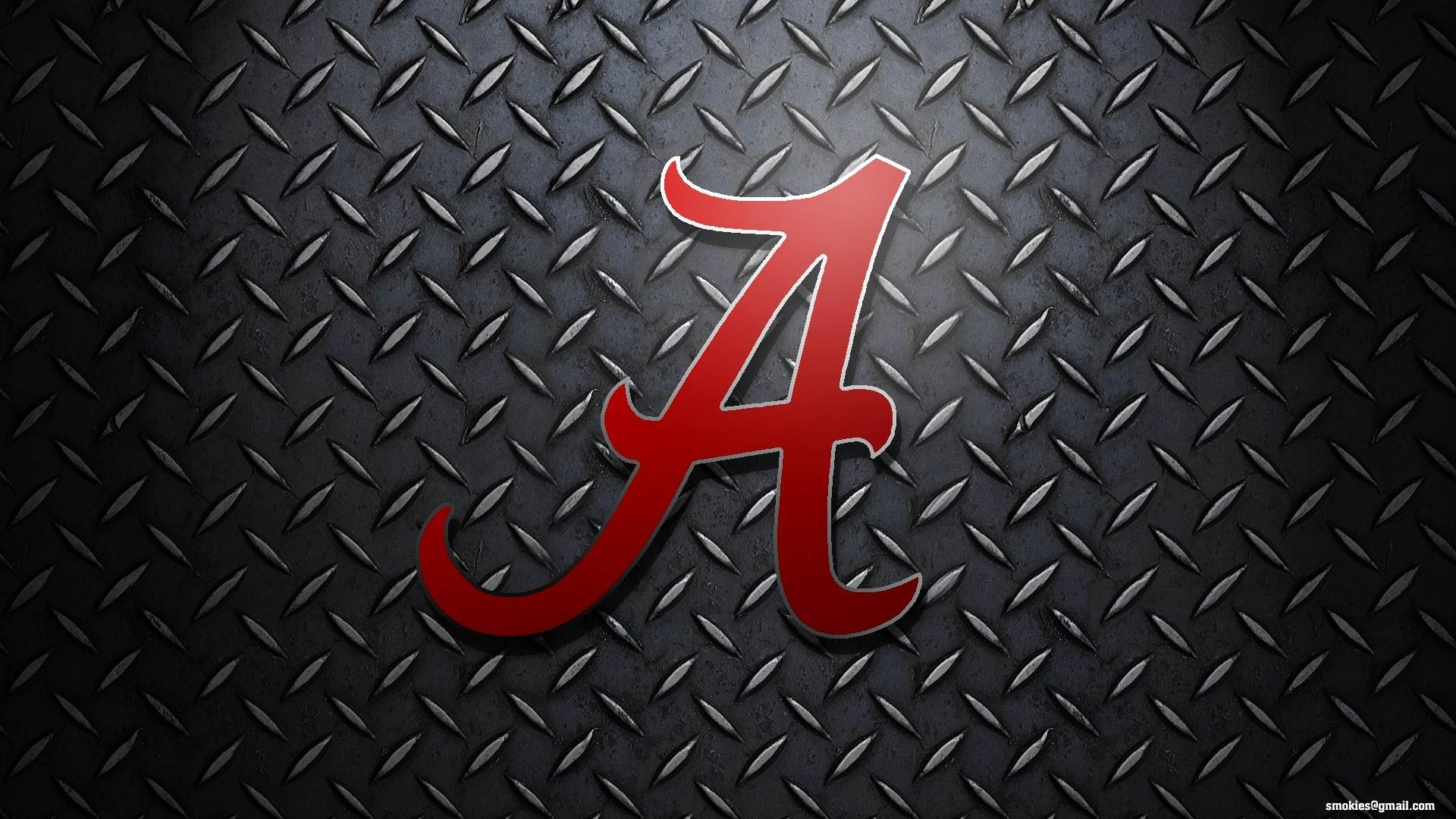 alabama crimson tide logo wallpapers - wallpaper cave