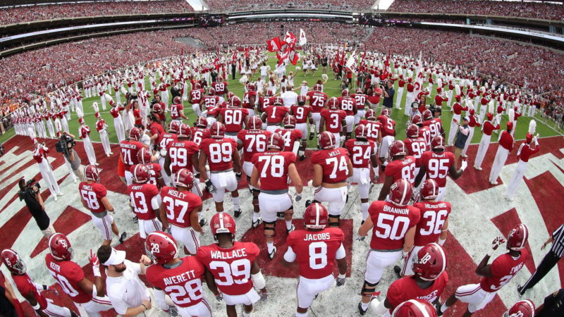10 Top Pictures Of Alabama Football FULL HD 1080p For PC Background 2020 free download alabama football wins 2017 afca academic achievement award 800x450