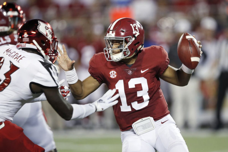 10 Top Pictures Of Alabama Football FULL HD 1080p For PC Background 2020 free download alabama has the best quarterback in college football in tua 800x533