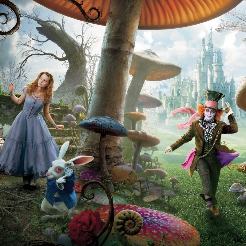 10 Most Popular Alice In Wonderland Desktop Background FULL HD 1920×1080 For PC Background 2018 free download alice in wonderland movie e29da4 4k hd desktop wallpaper for 4k ultra hd 1 800x800