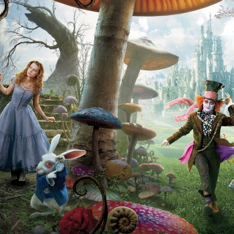 10 New Alice In Wonderland Backgrounds FULL HD 1920×1080 For PC Background 2018 free download alice in wonderland movie e29da4 4k hd desktop wallpaper for 4k ultra hd 2 800x800