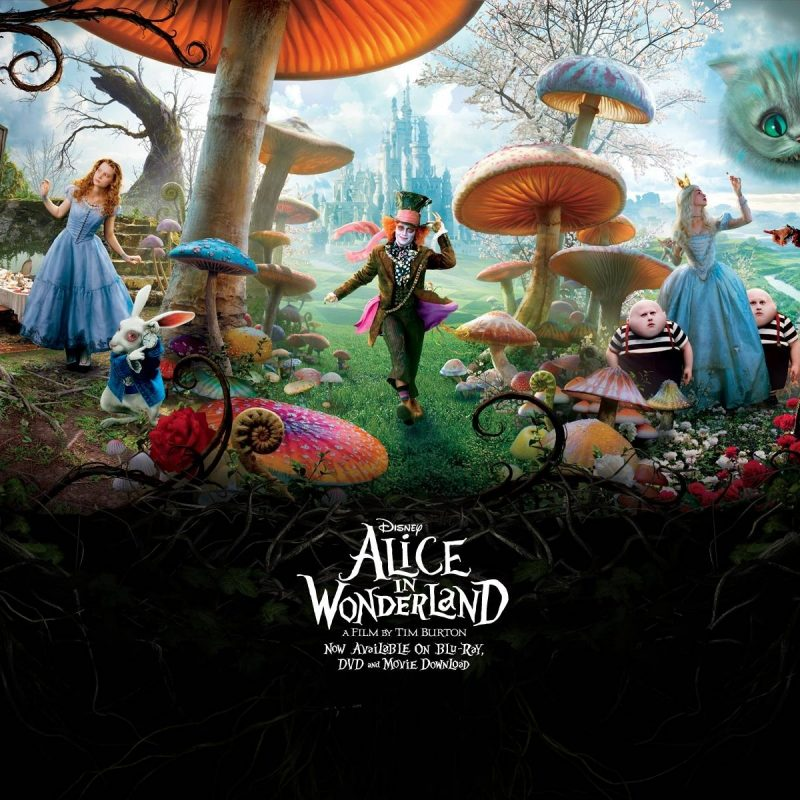 10 New Alice In Wonderland Backgrounds FULL HD 1920×1080 For PC Background 2018 free download alice in wonderland wallpapers wallpaper cave 3 800x800