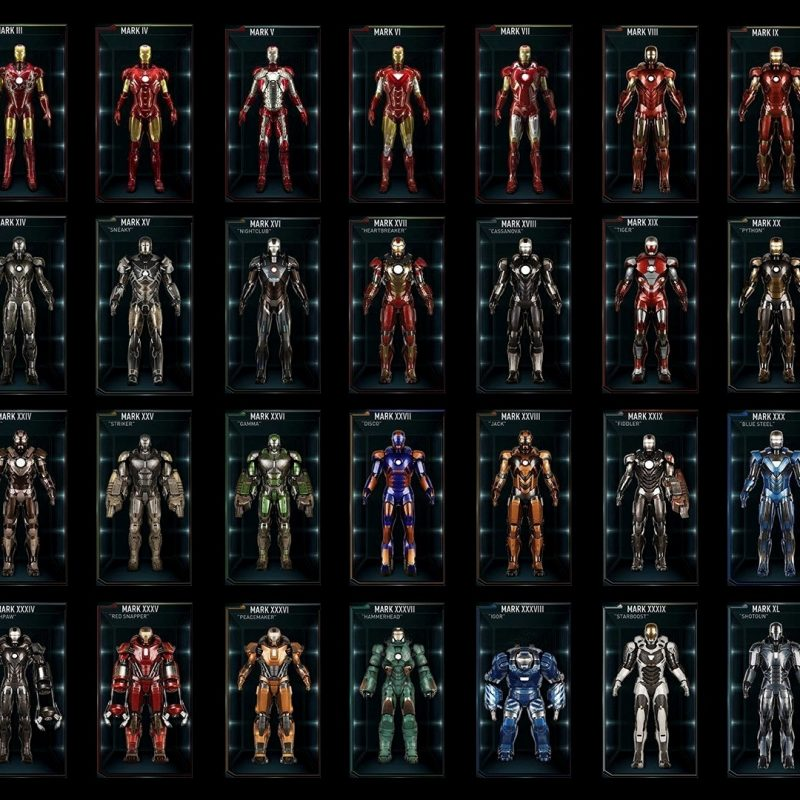 10 Latest All Iron Man Suits Pictures FULL HD 1920×1080 For PC Background 2020 free download all iron man suits hd background sharovarka pinterest iron man 800x800