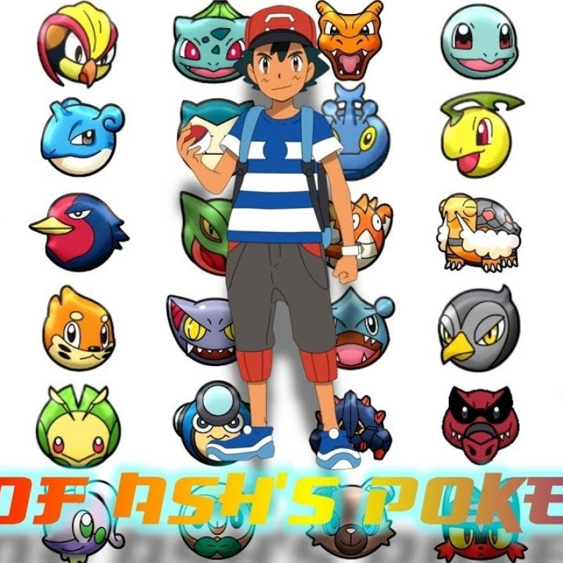 10 Top Pictures Of Ash From Pokemon FULL HD 1080p For PC Background 2020 free download all of ashs pokemon youtube 800x800