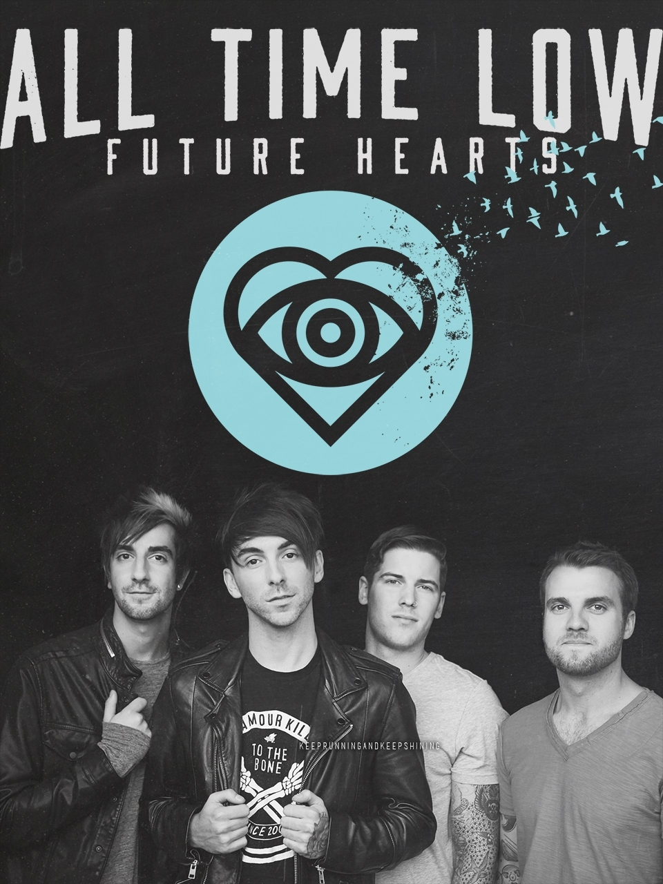 all time low - future hearts. "