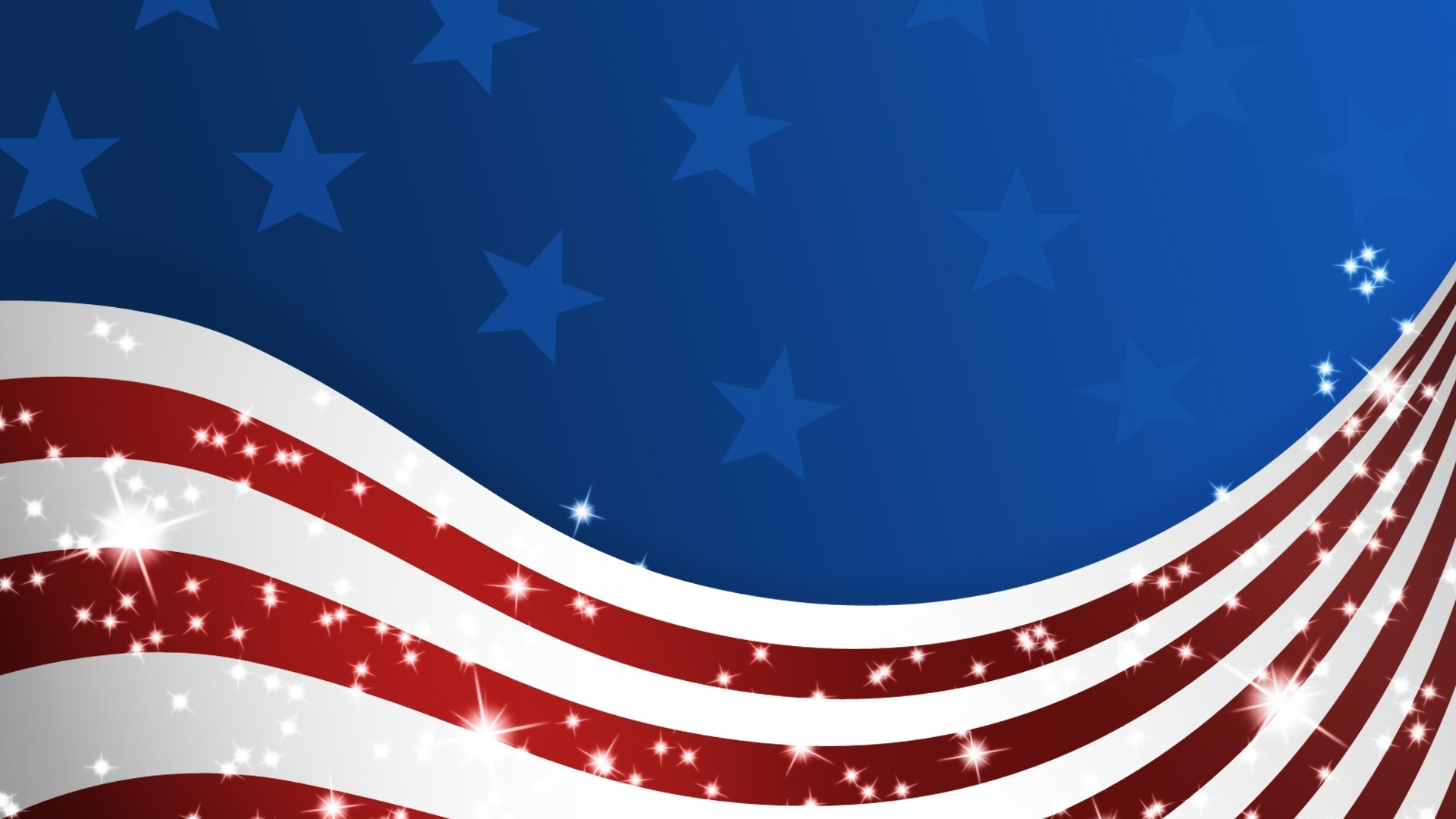 american 3d renders patriotic flag of america stars and stripes