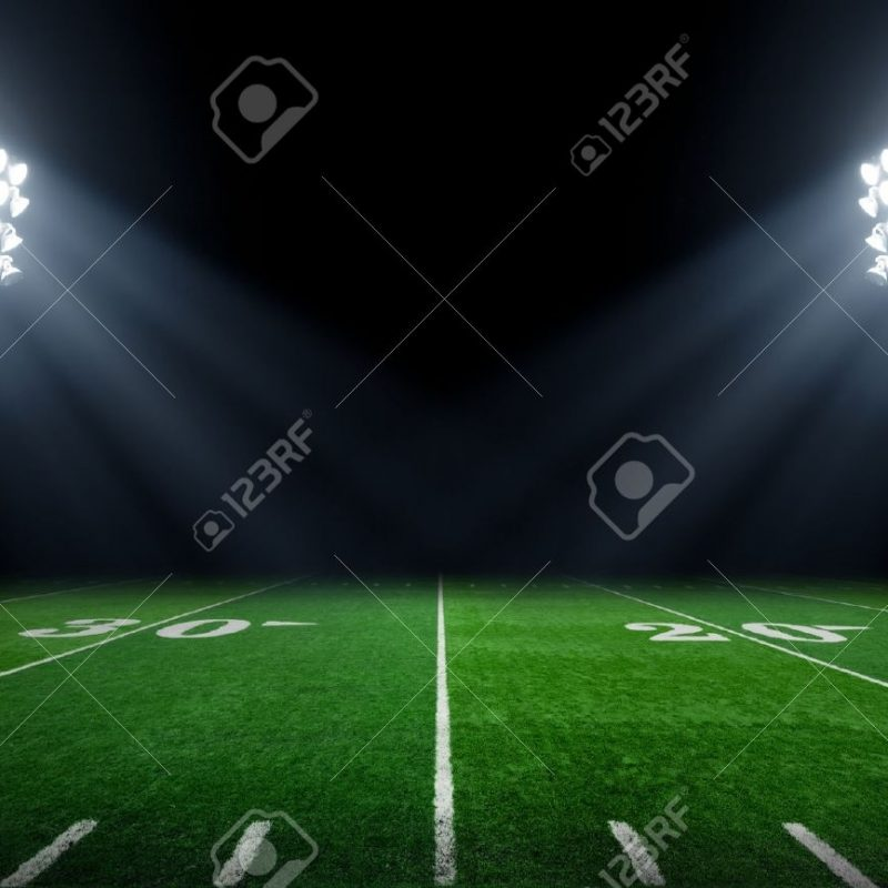 10 Best American Football Field Backgrounds At Night FULL HD 1080p For PC Desktop 2020 free download american football field at night with stadium lights stock photo 800x800