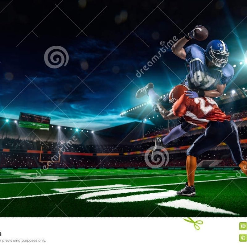 10 Best American Football Field Backgrounds At Night FULL HD 1080p For PC Desktop 2018 free download american football player in action stock image image of activity 800x800
