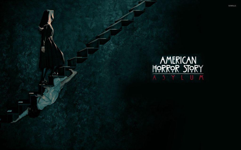 10 Top American Horror Story Asylum Wallpaper FULL HD 1080p For PC Desktop 2021 free download american horror story asylum 2 wallpaper tv show wallpapers 1 1024x640