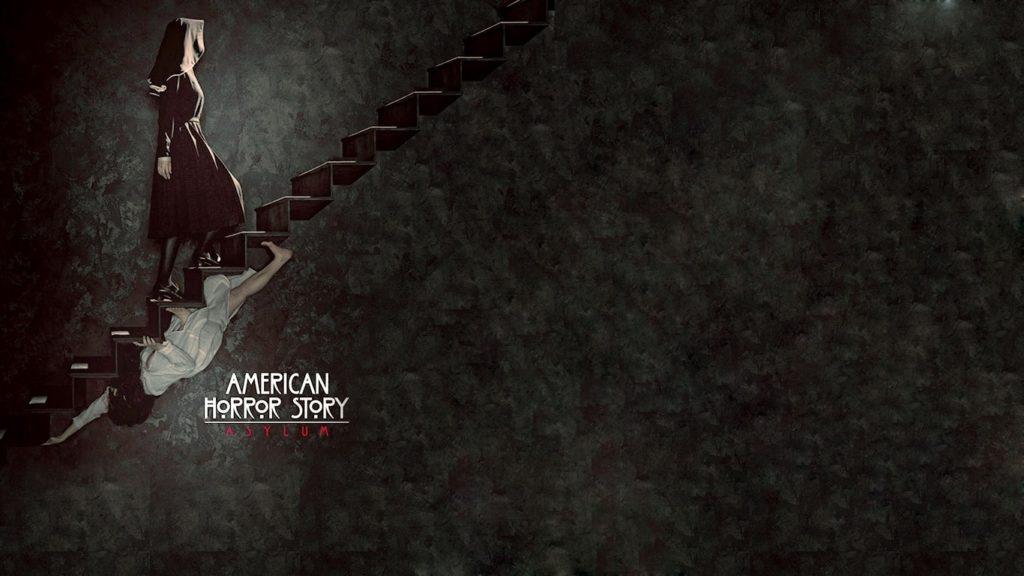 10 Top American Horror Story Asylum Wallpaper FULL HD 1080p For PC Desktop 2021 free download american horror story hd desktop wallpapers 7wallpapers 1024x576