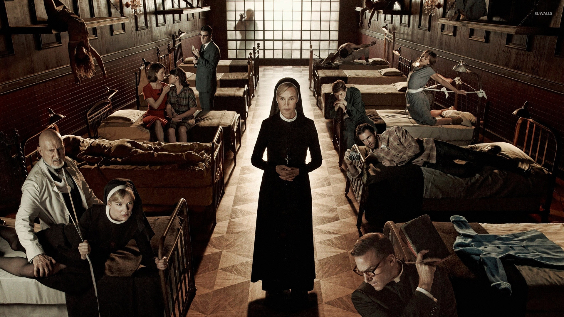 american horror story wallpaper - tv show wallpapers - #27900
