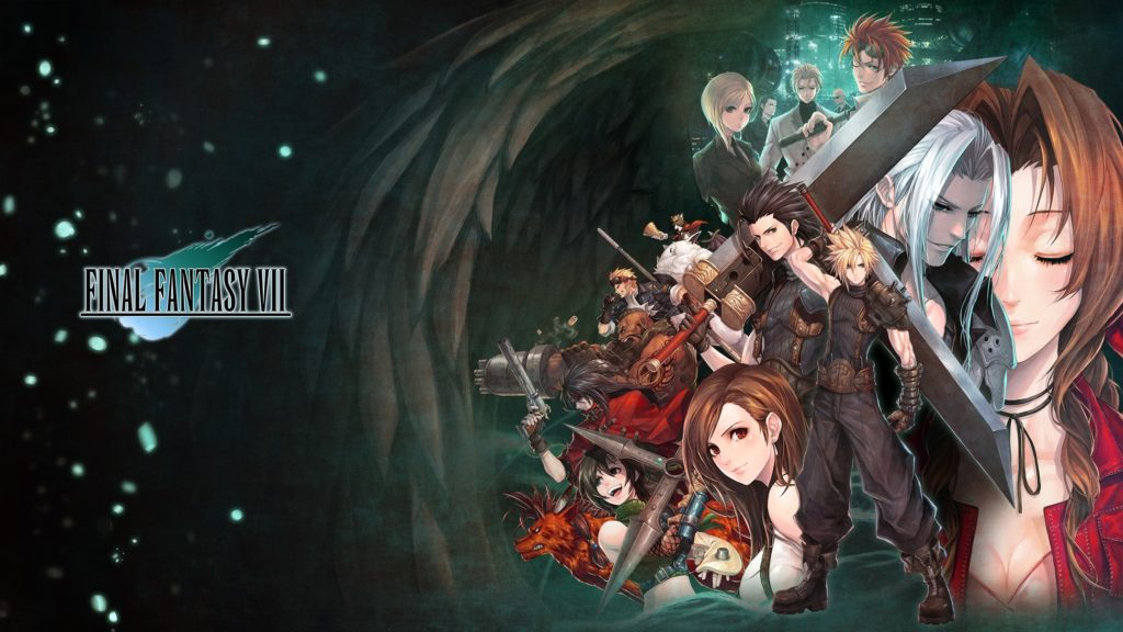 10 Latest Final Fantasy 7 Wallpaper Hd FULL HD 1080p For PC Desktop 2020 free download an amazing final fantasy 7 wallpapere vil finalfantasy 1024x576