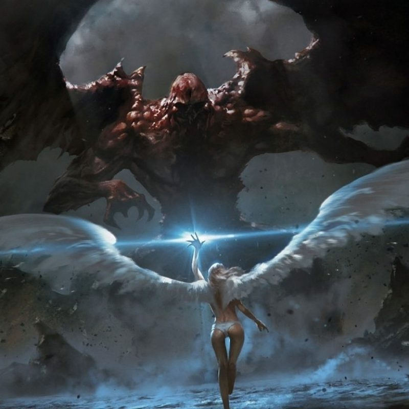 10 Top Angel And Demons Wallpaper FULL HD 1080p For PC Desktop 2021 free download angel demons angels vs demon wallpaper with 1366x768 resolution 2 800x800
