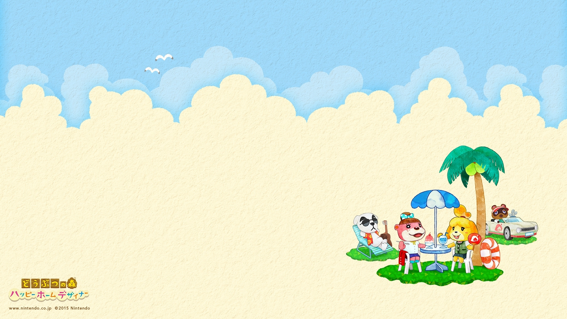 animal crossing desktop wallpaper (80+ images)
