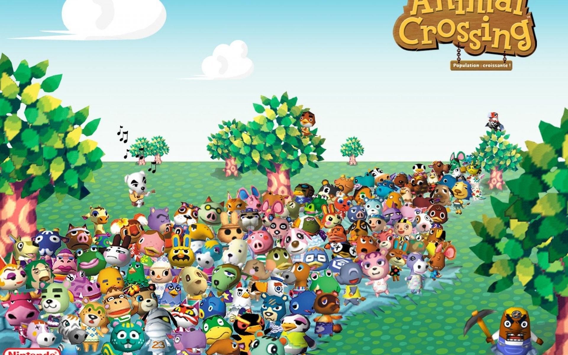 10 Most Popular Animal Crossing Desktop Wallpaper FULL HD ...