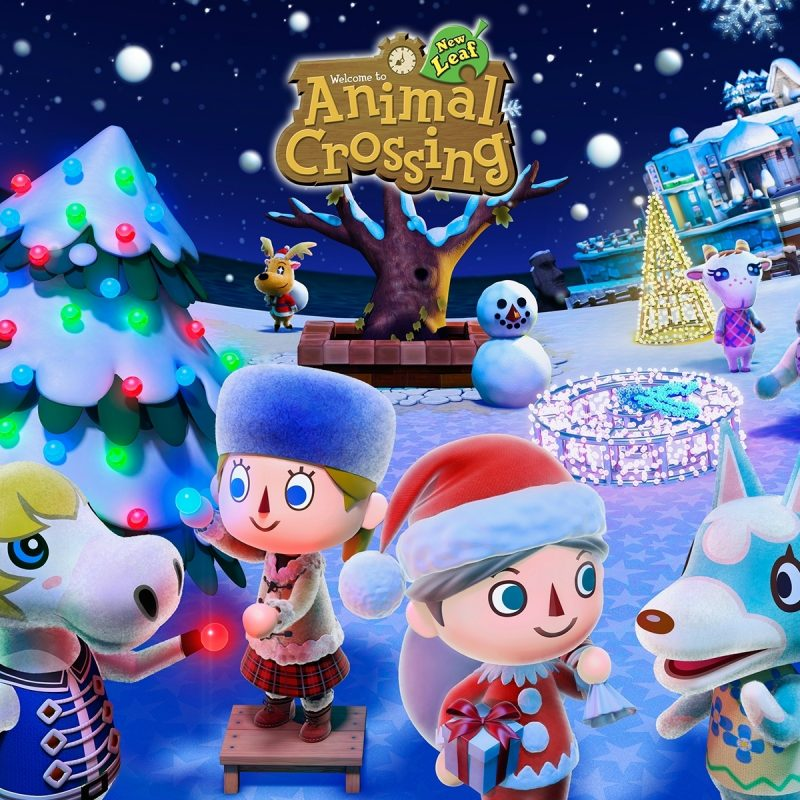 10 Most Popular Animal Crossing Desktop Wallpaper FULL HD 1920×1080 For PC Background 2018 free download animal crossing new leaf noel photo de image du site 800x800