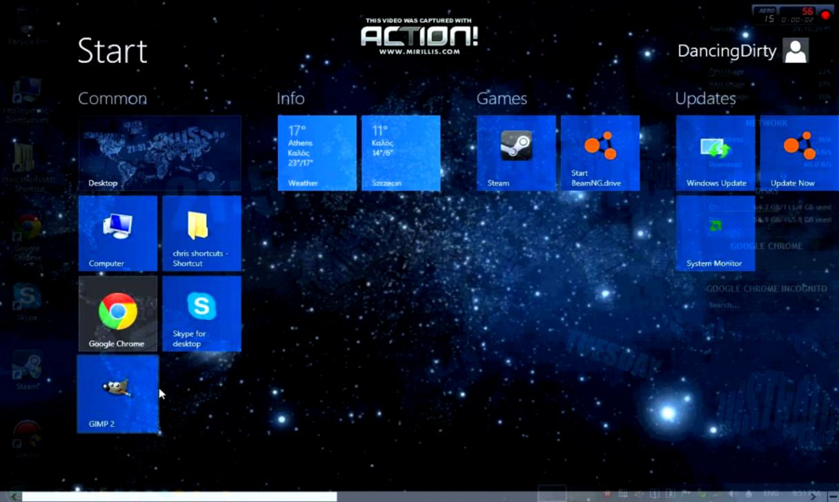 animated gif wallpaper windows 8 | wallpapers colorful