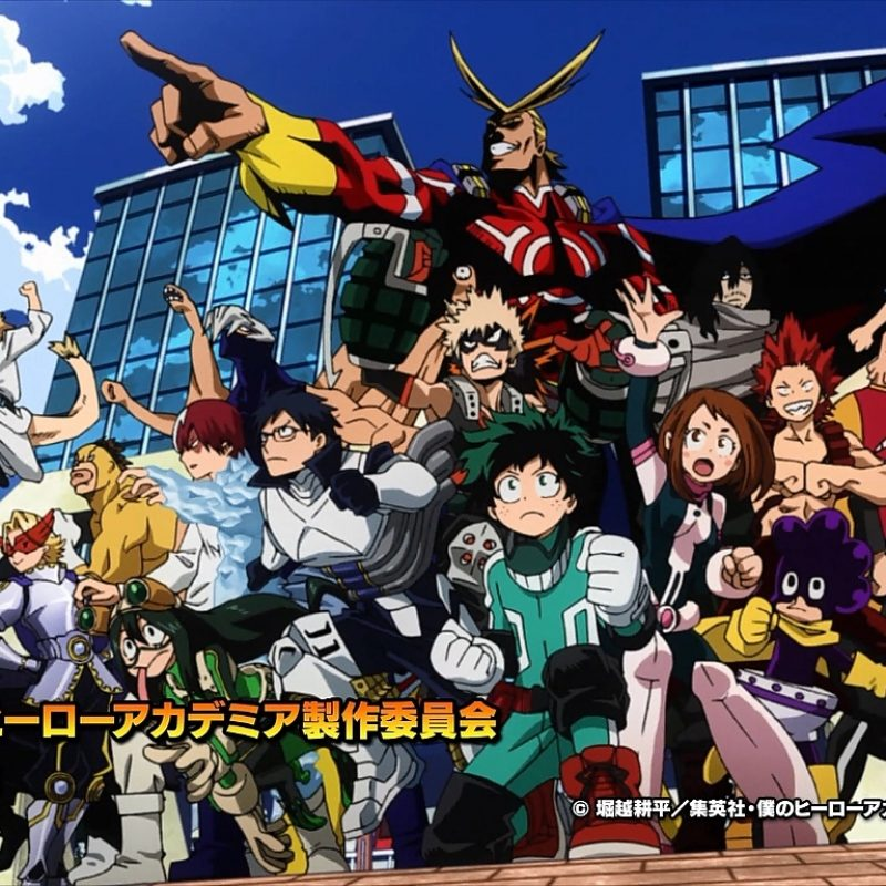 10 New Boku No Hero Academia Wallpaper FULL HD 1080p For PC Desktop 2018 free download anime boku no hero academia wallpapers desktop phone tablet 800x800